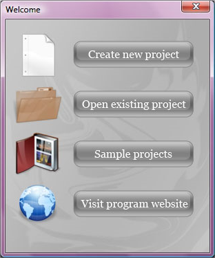 ArtStudio, Animation Software Screenshot