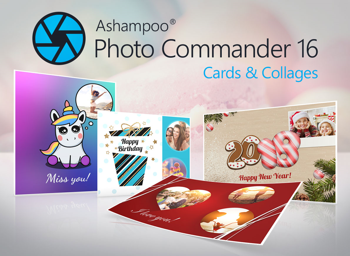 Ashampoo Photo Commander, Image Viewer Software Screenshot