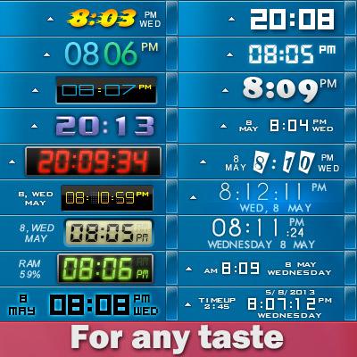 Atomic Alarm Clock Screenshot
