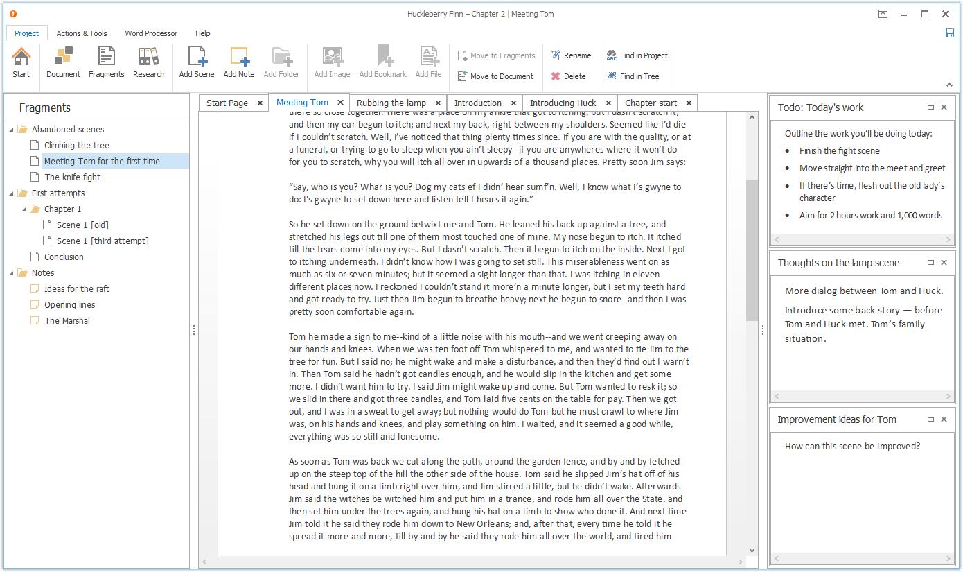 Atomic Scribbler Screenshot