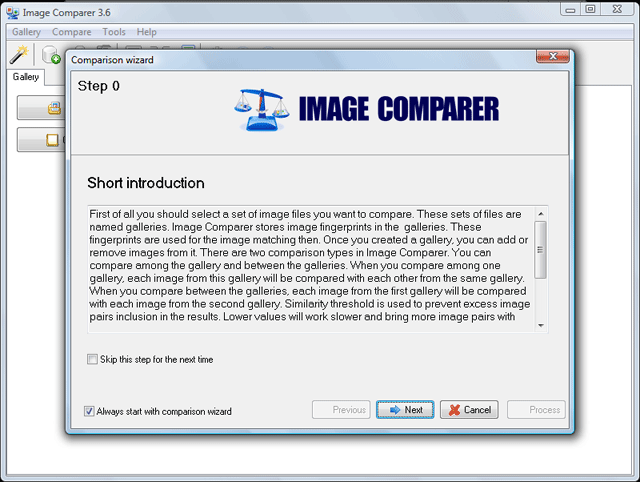 Duplicate Files Software, Audio Comparer + Image Comparer Bundle Screenshot