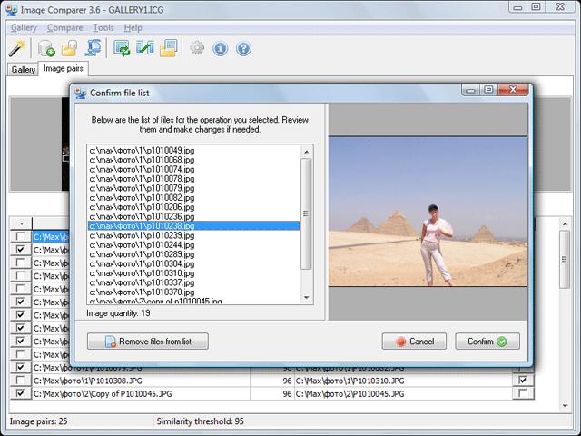 Audio Comparer + Image Comparer Bundle Screenshot 8