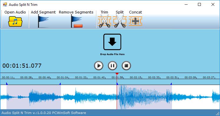 Audio Split & Trim Screenshot 8