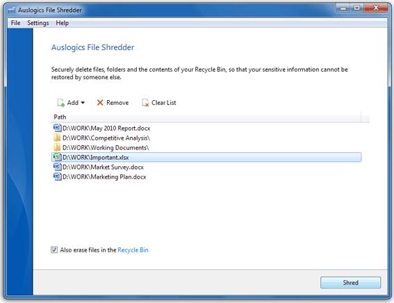 Auslogics BoostSpeed v5 Screenshot 12