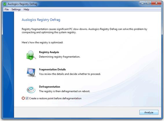 Software Utilities, Auslogics BoostSpeed v5 Screenshot
