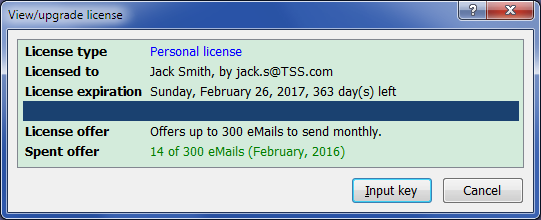Auto Mail Sender™ Standard Edition Screenshot 15