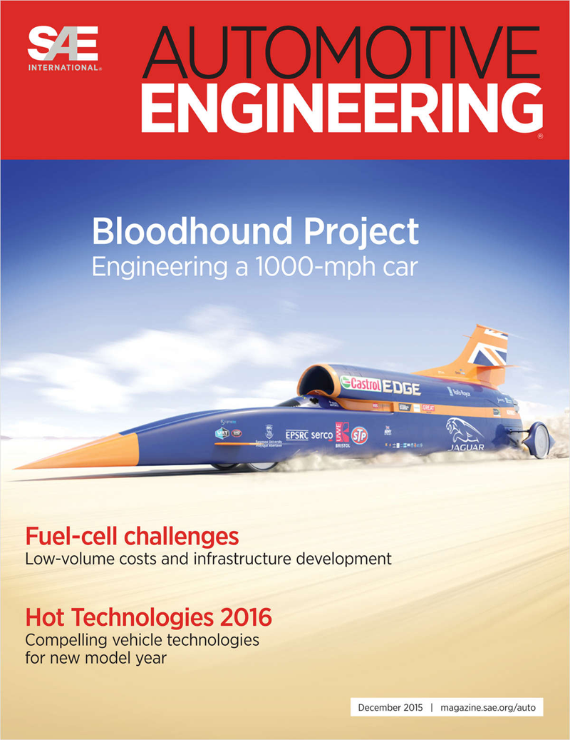 Automotive Engineering International Screenshot