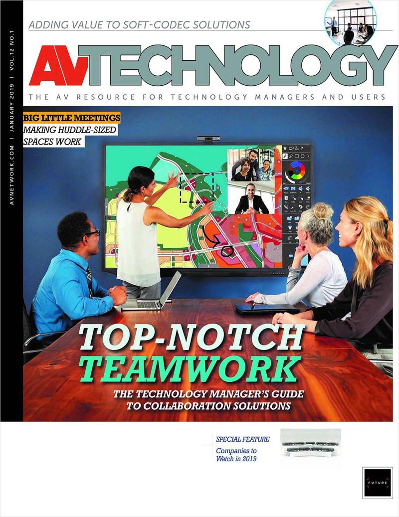AV Technology Screenshot