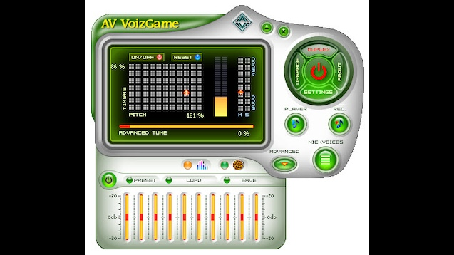 AV VoizGame Screenshot