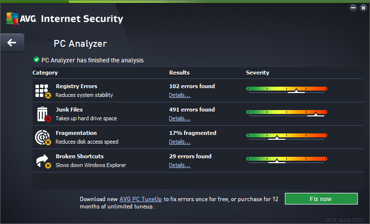 Website Security Software Screenshot