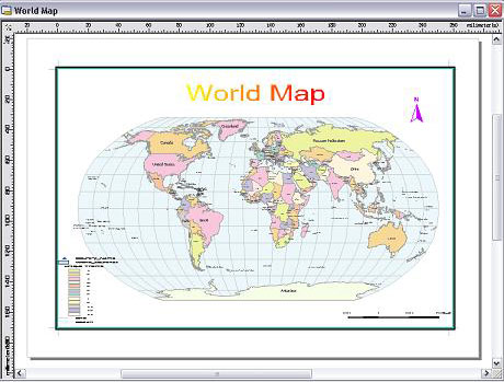 AvisMap GIS Engine, Development Software Screenshot