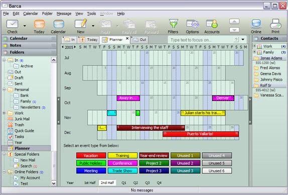 Barca Pro Screenshot