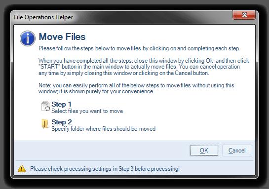 Software Utilities, Batch File Rename Screenshot
