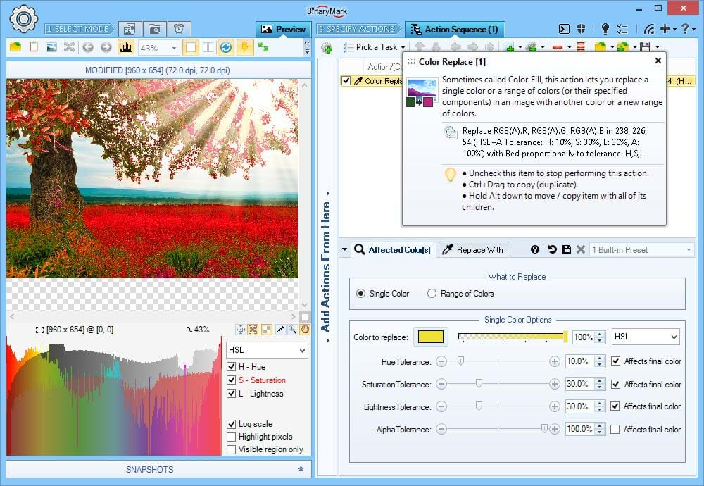 Batch Image Converter Screenshot 8
