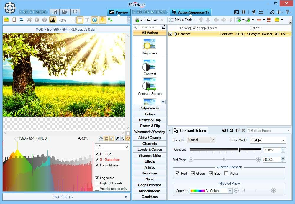 Batch Image Converter, Design, Photo & Graphics Software, Batch Image Software Screenshot