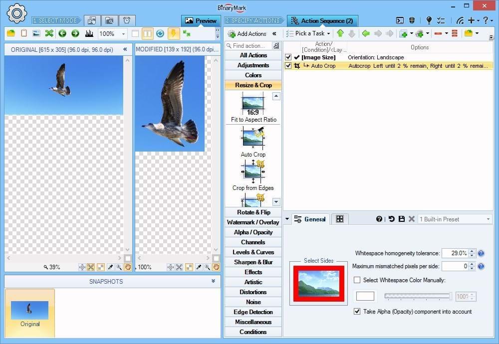 Batch Image Resizer Screenshot 8