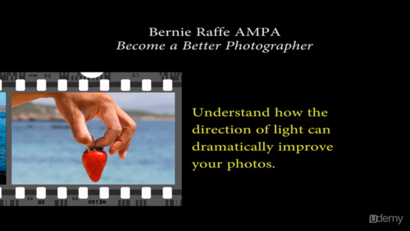 Become a Better Photographer - Part I, Learning and Courses Software Screenshot
