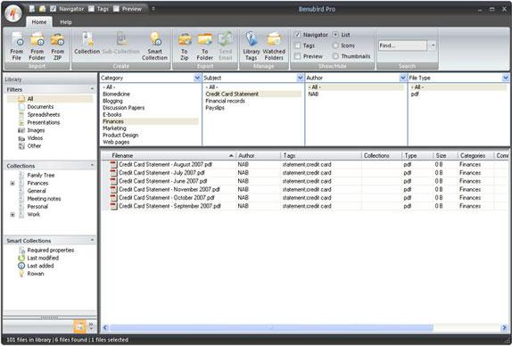 Benubird Pro Screenshot
