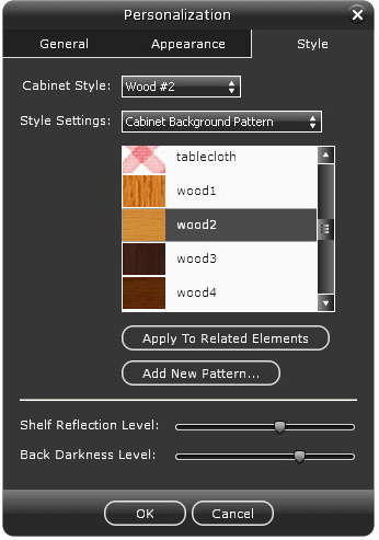 Berokyo, Desktop Customization Software, App Launcher Software Screenshot