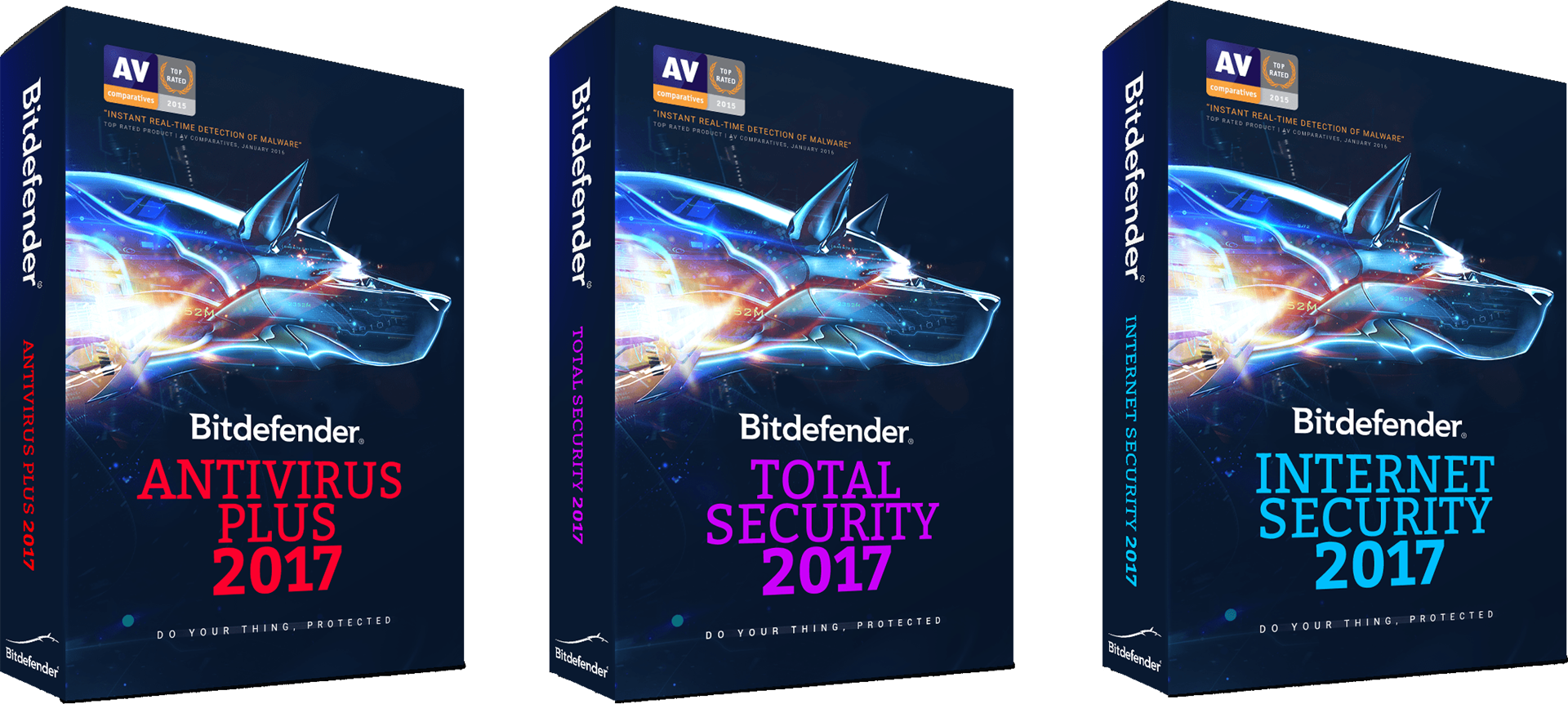BITDEFENDER 2017 - Editor's Choice Screenshot