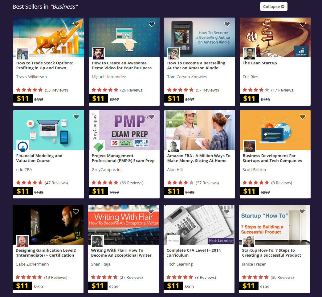 Black Friday – Udemy Courses, Learning and Courses Software Screenshot