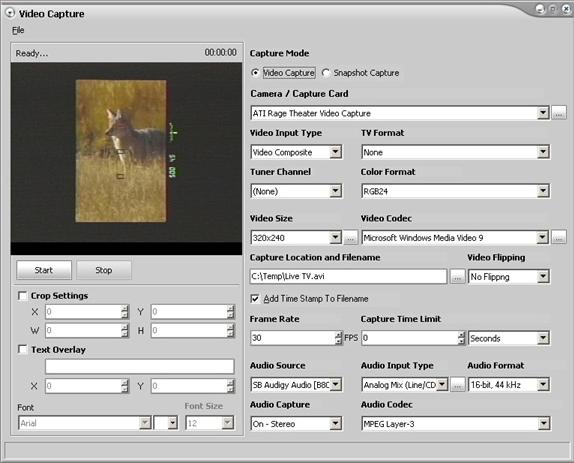 DVD Studio Software, Blaze Media Pro Screenshot