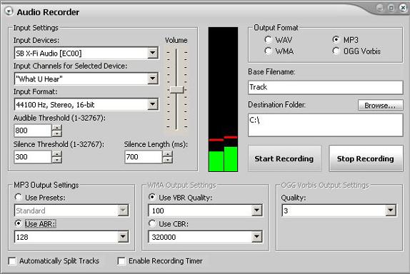 Blaze Media Pro, Video Software Screenshot