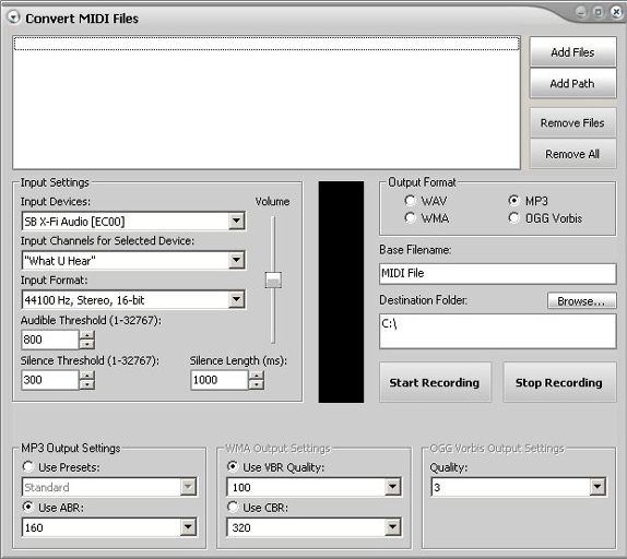 Video Software, Blaze Media Pro Screenshot