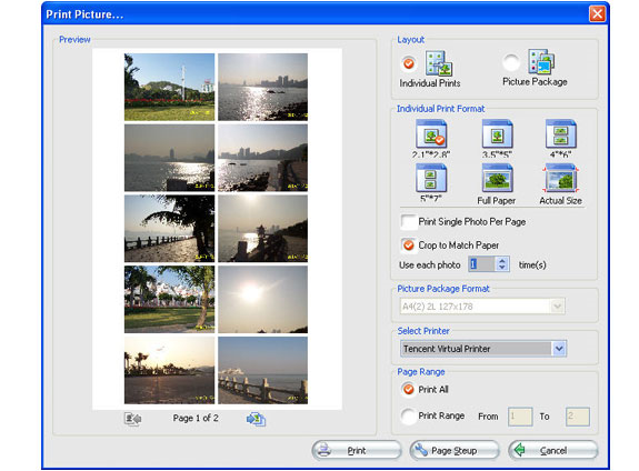 Design, Photo & Graphics Software, BlazePhoto Screenshot