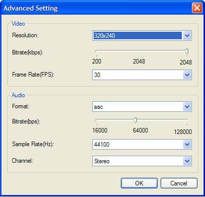 BlazeVideo DVD Ripper, Video Software Screenshot