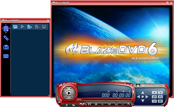 BlazeVideo DVD Studio Screenshot