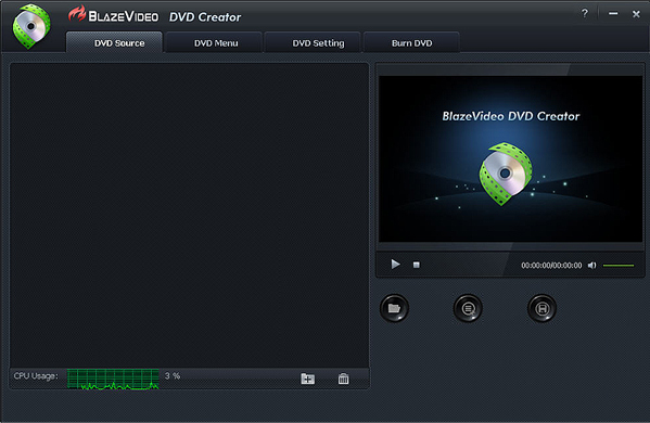 BlazeVideo DVD Studio Screenshot 8