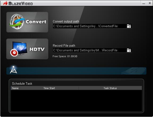 Online Video Software Screenshot