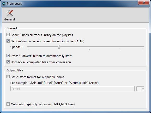 Boilsoft Apple Music Converter for Mac/Windows, Audio Software Screenshot