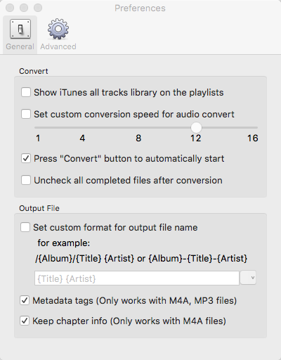 Audio Software, Boilsoft Apple Music Converter for Mac/Windows Screenshot