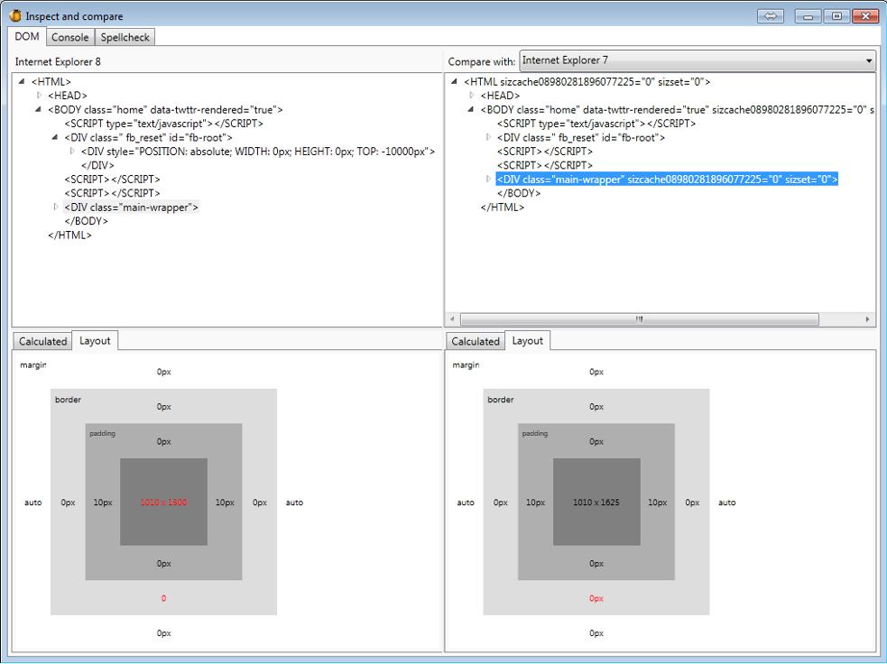 BrowseEmAll, Development Software Screenshot