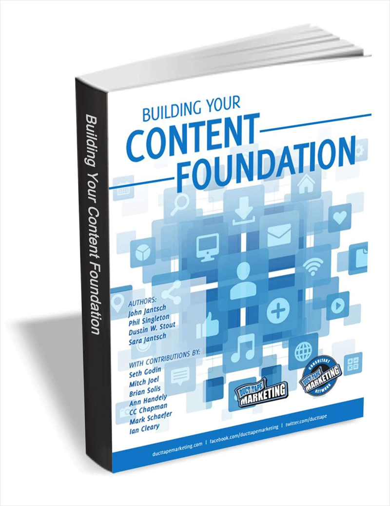 Building Your Content Foundation Screenshot