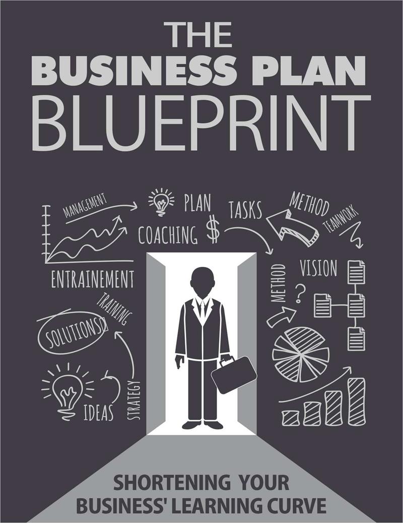 Business Plan Blueprint Screenshot