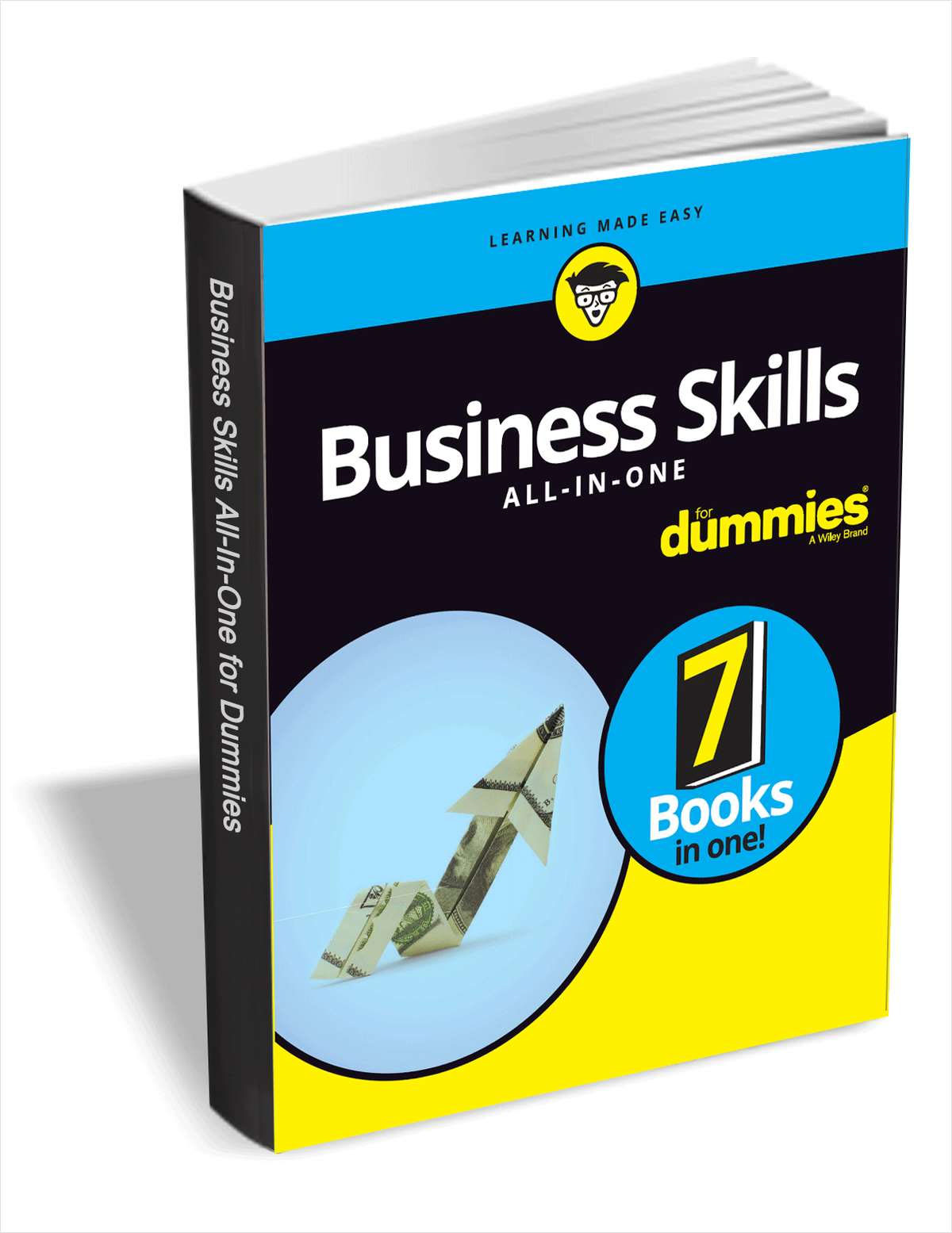 Business Skills All-in-One For Dummies ($22.99 Value) FREE for a Limited Time Screenshot