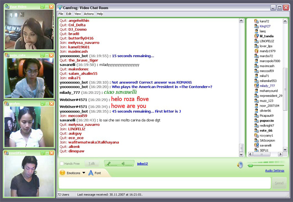 Camfrog Video Chat Screenshot 9