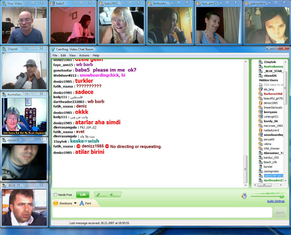 Camfrog Video Chat Screenshot 14