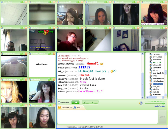 Camfrog Video Chat Screenshot 12