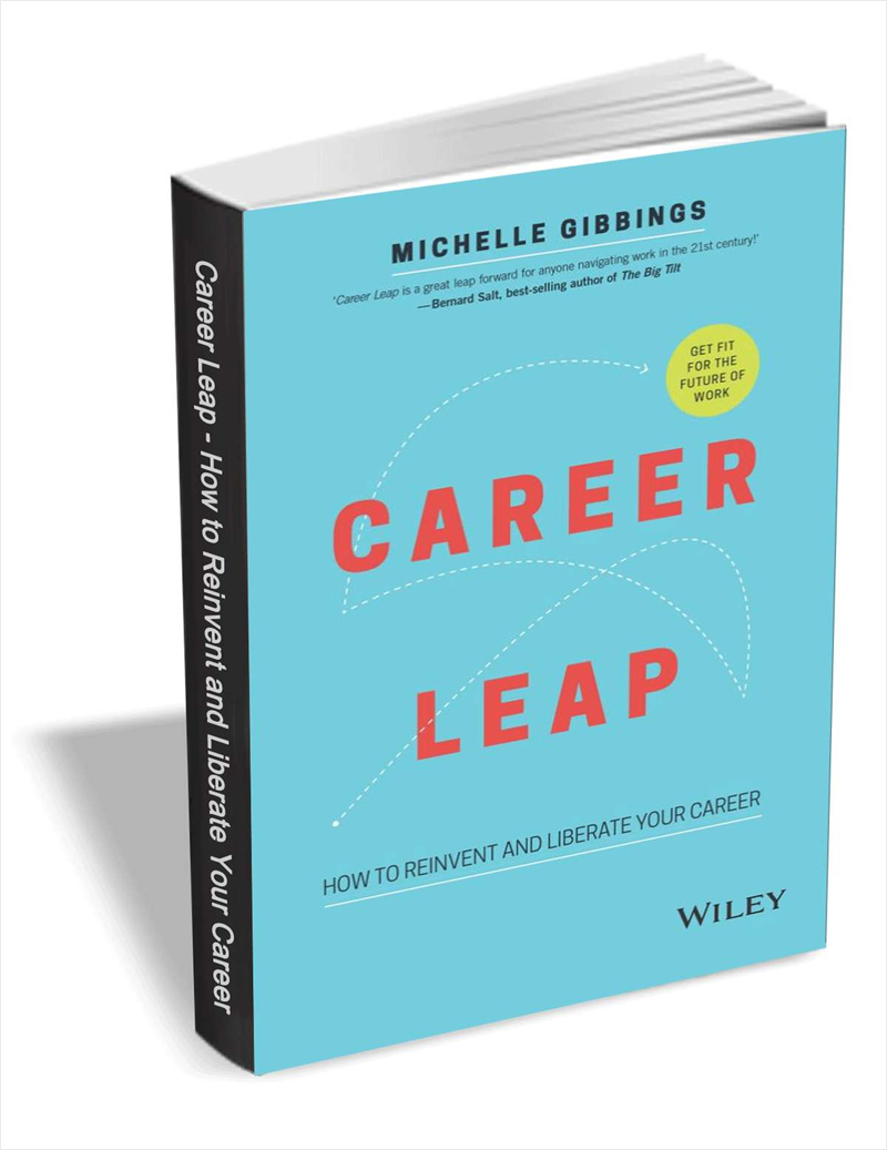 Career Leap: How to Reinvent and Liberate Your Career ($15.99 Value) FREE for a Limited Time Screenshot