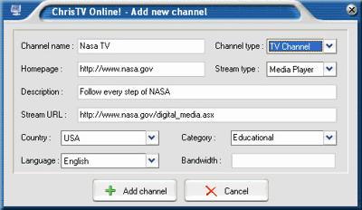 Video Software, Online Video Software Screenshot