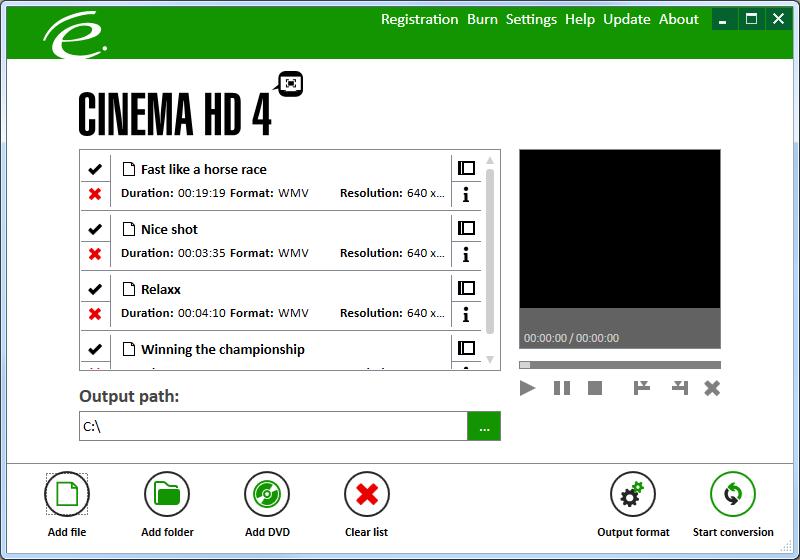 CinemaHD 4 Screenshot