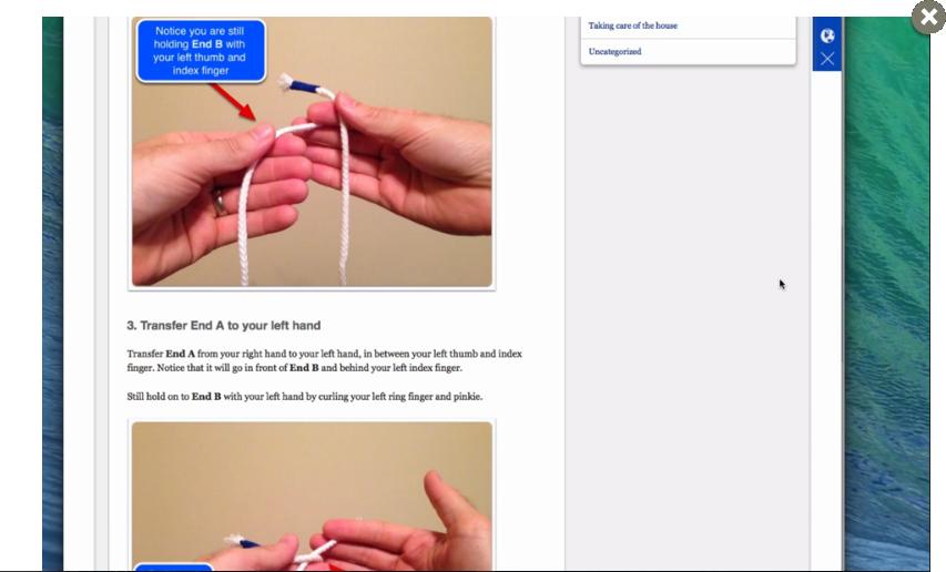 Hobby, Educational & Fun Software, Clarify Screenshot