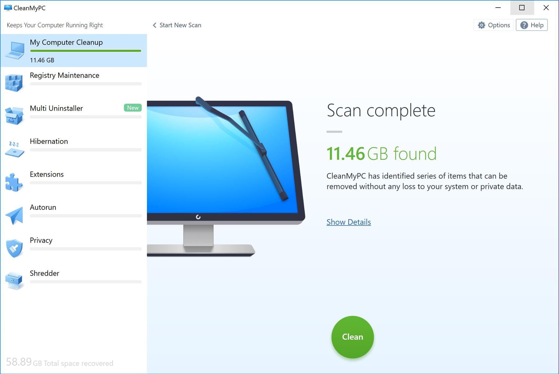 CleanMyPC (Lifetime License) Screenshot 10
