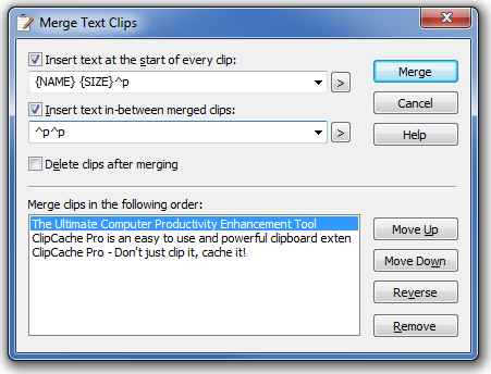 ClipCache Pro Screenshot 12