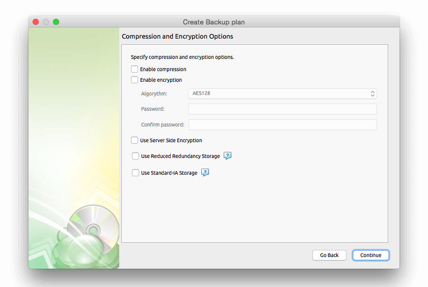 Cloudberry Backup for Mac Screenshot 13