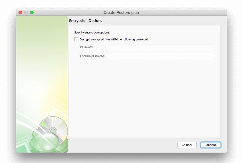 Cloudberry Backup for Mac Screenshot 9